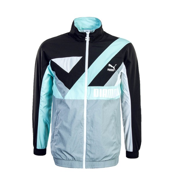 Puma Wind Breaker X Diamond Blk Wht Mint