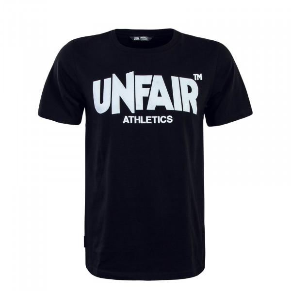 Unfair TS Classic Label Black
