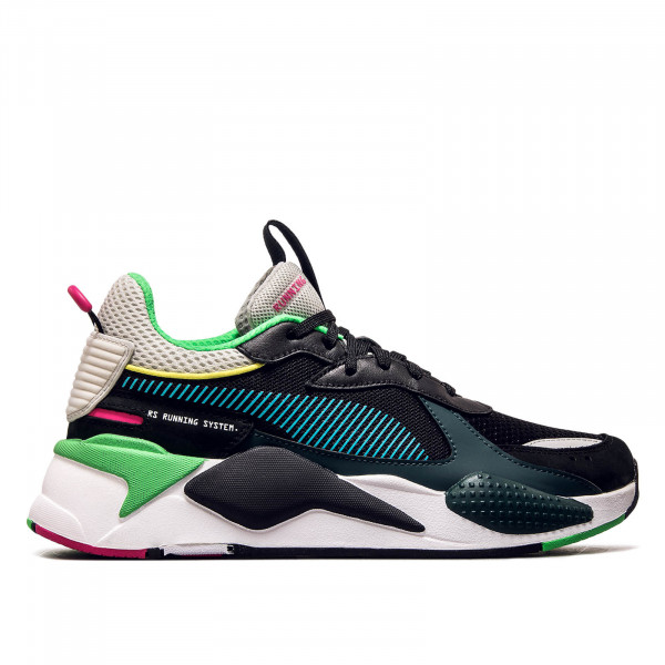 Puma RS X Toys Black Green