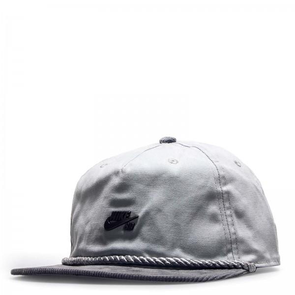 Nike SB Cap Waxed Cord Grey
