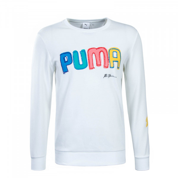 Puma X Sweat Bradley Crew White