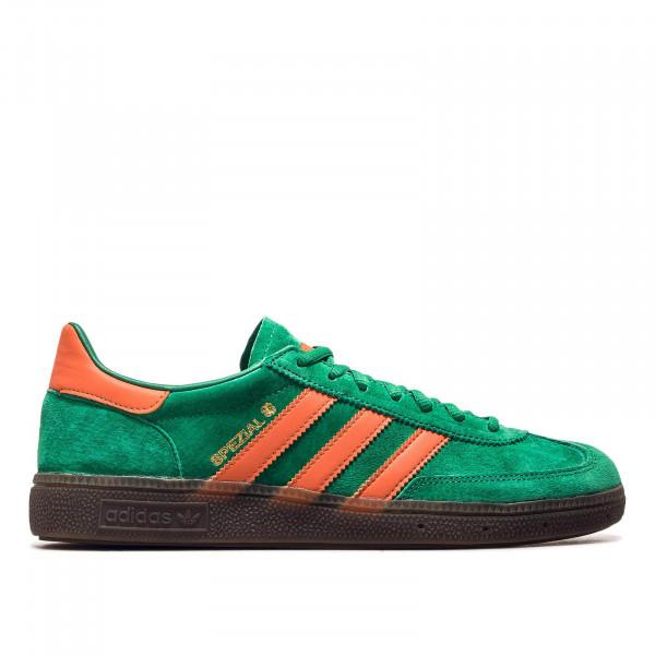 Herren Sneaker Handball Spezial Green Orange