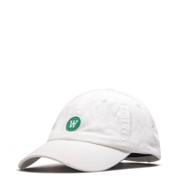 WoodWood Cap Eli Bright White
