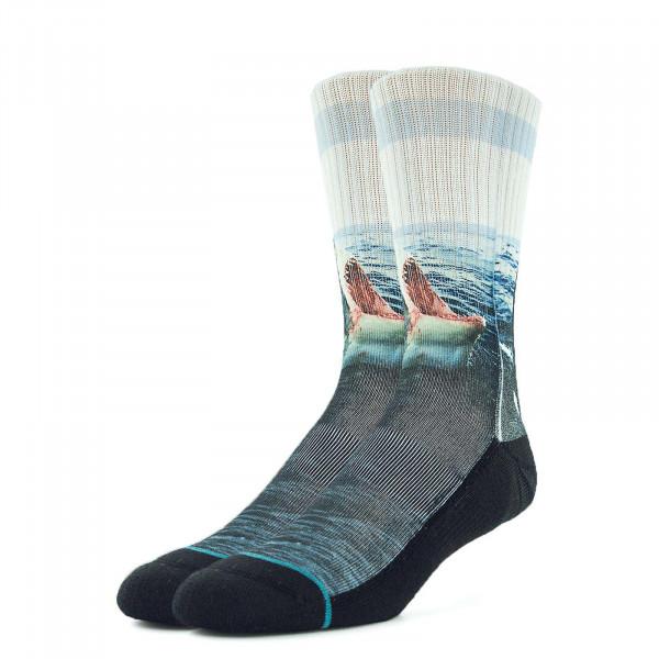 Socken - Landlord Shark - Black Multi
