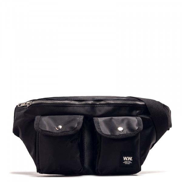 Hip Bag Gray Black