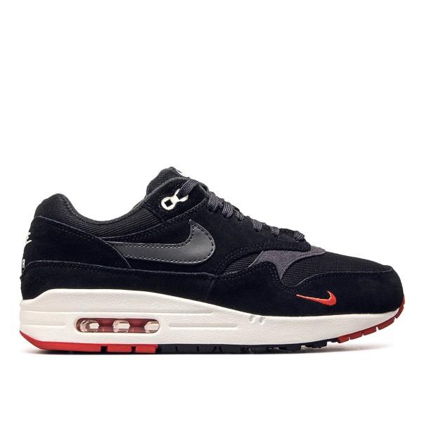 Nike U Air Max 1 Premium Black Grey