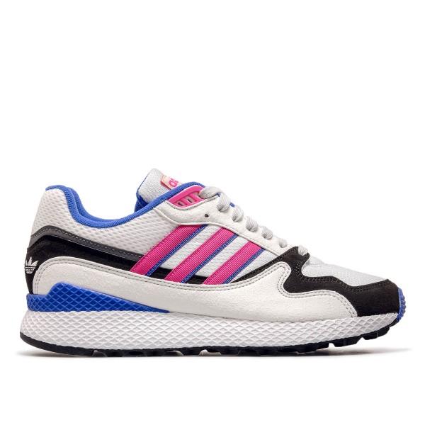 Adidas Ultra Tech White Blue Pink