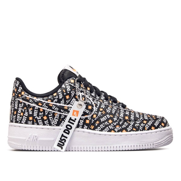 Nike Air Force 1 '07 LV 8 JDI Black Whit
