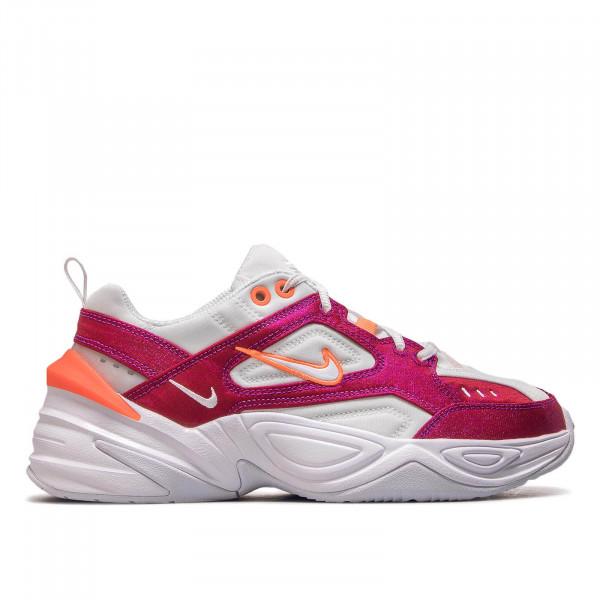 Damen Sneaker M2K Tekno SE White Hyper Crimson