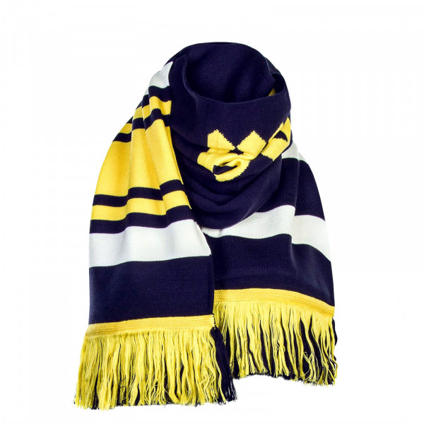 Puma Fenty Scarf Long Varsity Blue Lemon