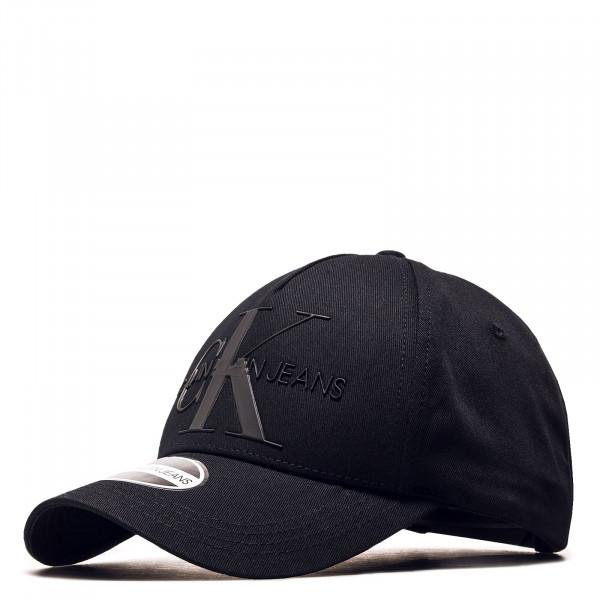 Unisex Cap - Monogram 7768 - Black