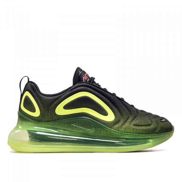 Herren Sneaker Air Max 720 Black Crimson Neon