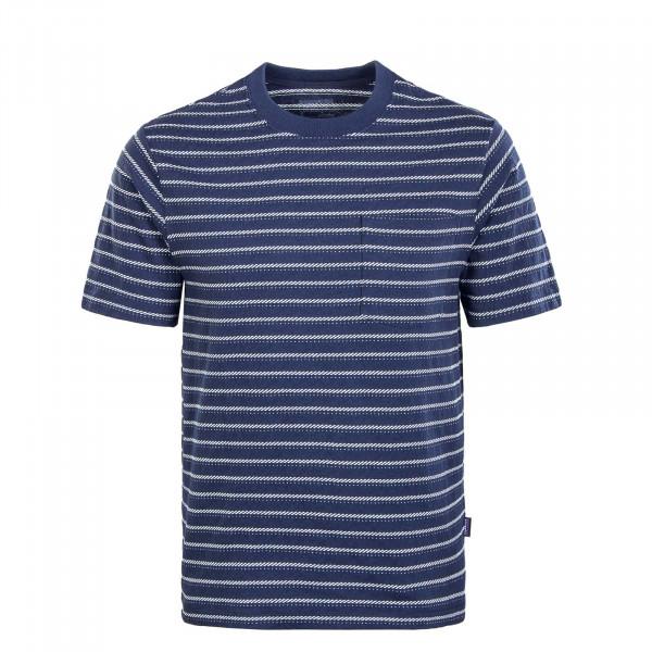 Herren T-Shirt - Organic Cotton MW Pocket New - Navy