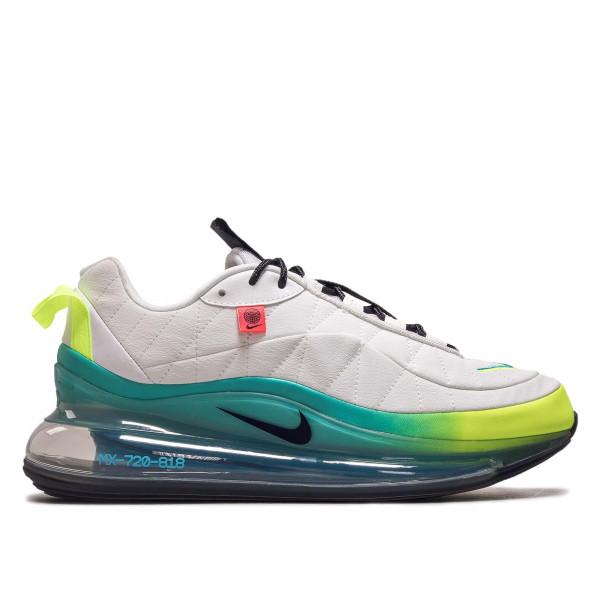 Herren Sneaker MX720 818 Worldwide White Black Blue Fury