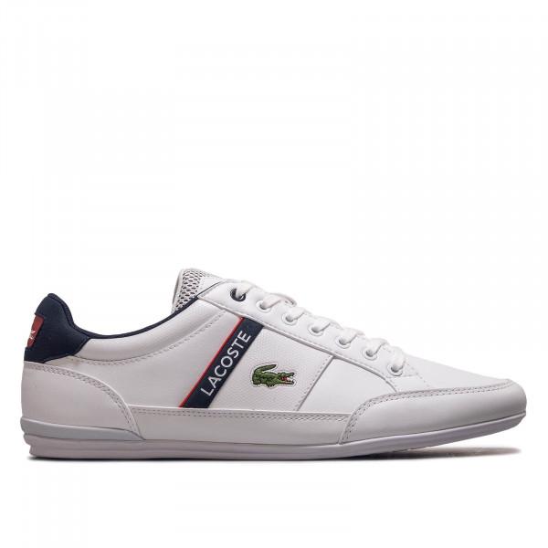 Herren Sneaker Chaymon White Navy Red
