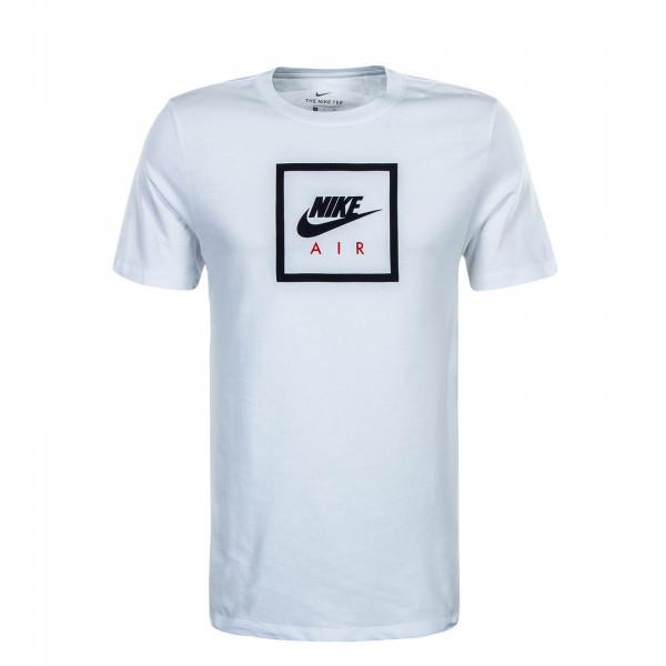 Herren T-Shirt NSW Nike Air 2 White