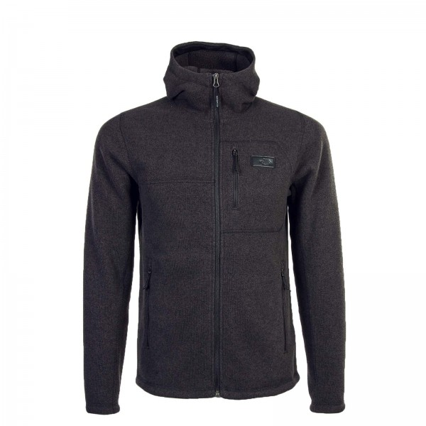 Northface Fle-jk HD Gordon Heather Black