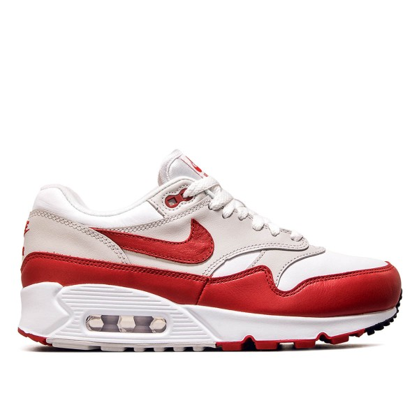 Nike Wmn Air Max 90/1 White Red