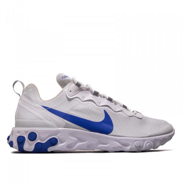 Herren Sneaker React Element 55 SE SU19 White Blue