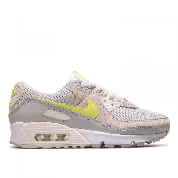Damen Sneaker Air Max 90 White Lemon