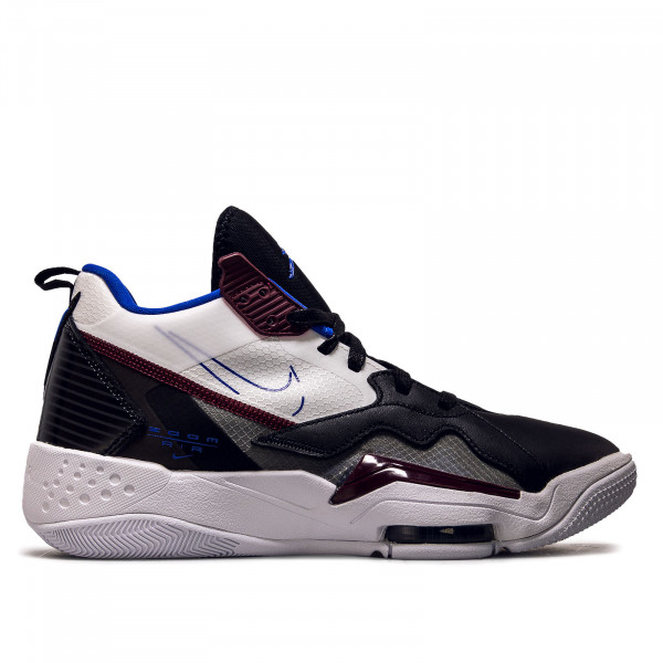 Damen Sneaker Zoom '92 Black Hyper Royal White