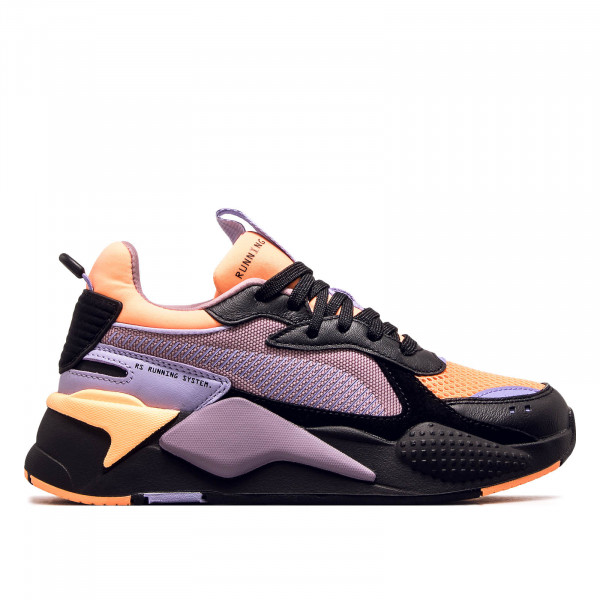 Puma RS X Reinvention Black Berry Peach
