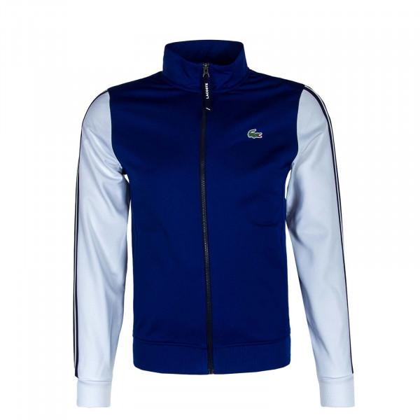 Herren Trainingsjacke - Blue / White