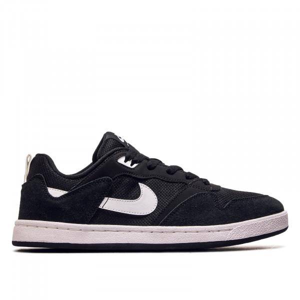 Herren Sneaker Alleyoop Black White