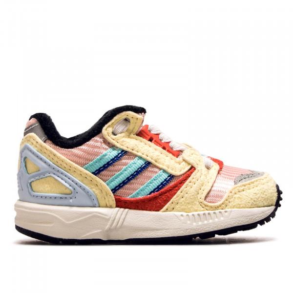 Baby Sneaker ZX 8000 EL I Pink Aqua Yellow