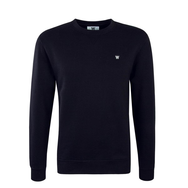 WoodWood Sweat Tye Black