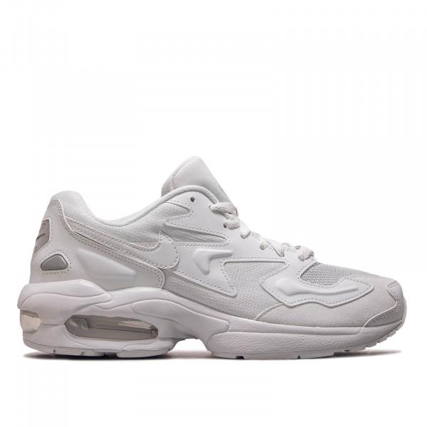 Unisex Sneaker Air Max 2 Light White White