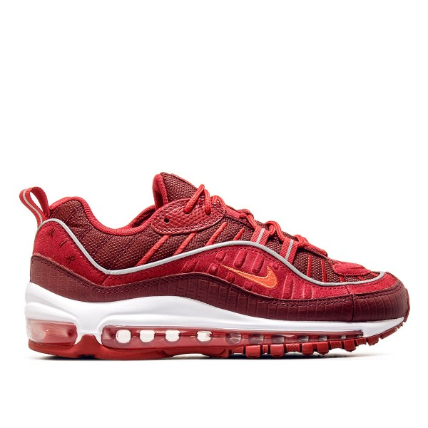 Nike Air Max 98 Team Red Habanero GymRed