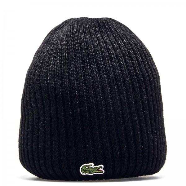 Lacoste Beanie Bonnet  3504 Black