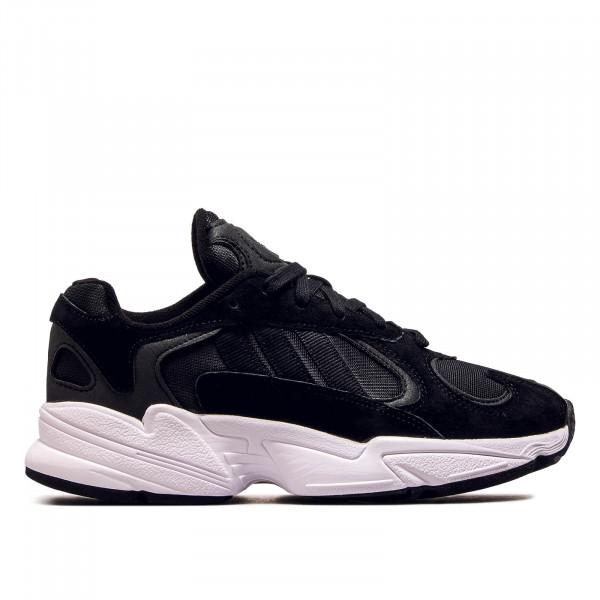 Adidas Yung 1 Black White