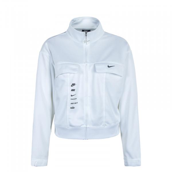 Damen Trainingsjacke Swoosh CU5678 White
