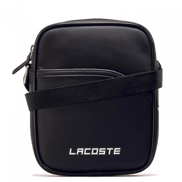 Lacoste Bag Vertical Camera 2349  Black