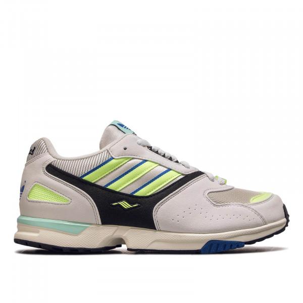 Adidas Herren Sneaker  ZX 4000 White Neon Black