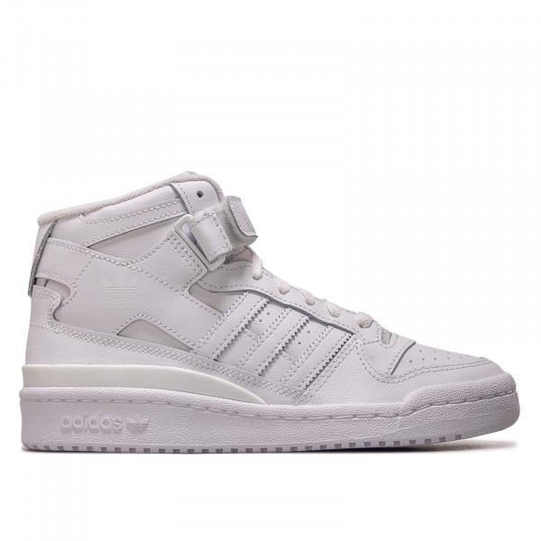 Unisex Sneaker - Forum MID FY4975 - White / White / White