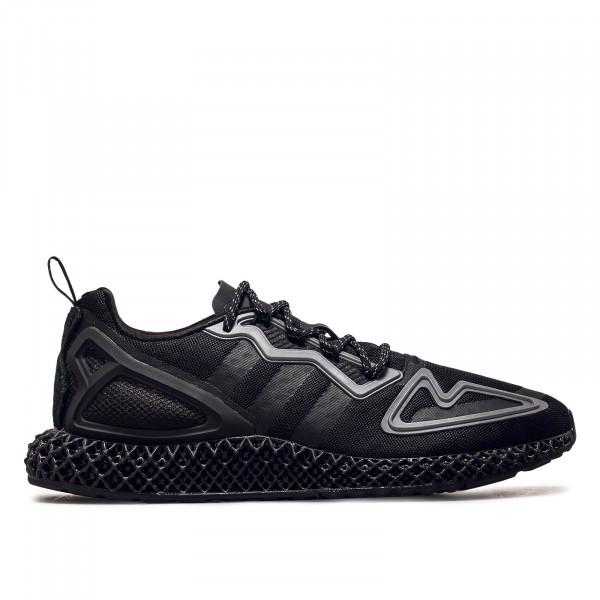 Herren Sneaker ZX 2K 4D Black Black Black