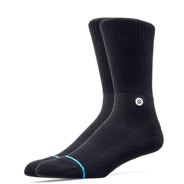 Socken - Uncommon Solids Icon - Black