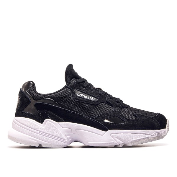 Adidas Wmn Falcon Black White