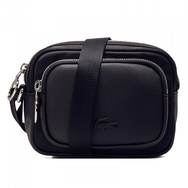 Pocket Crossover Bag - Noir
