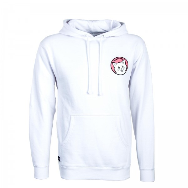 Rip N Dip Hoody StopBeing a Pussy White