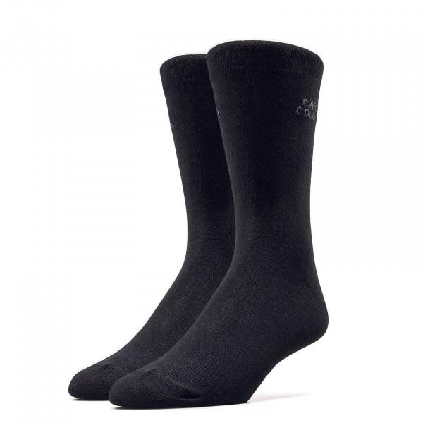 Herren Socken 2er Pack Napoli Black
