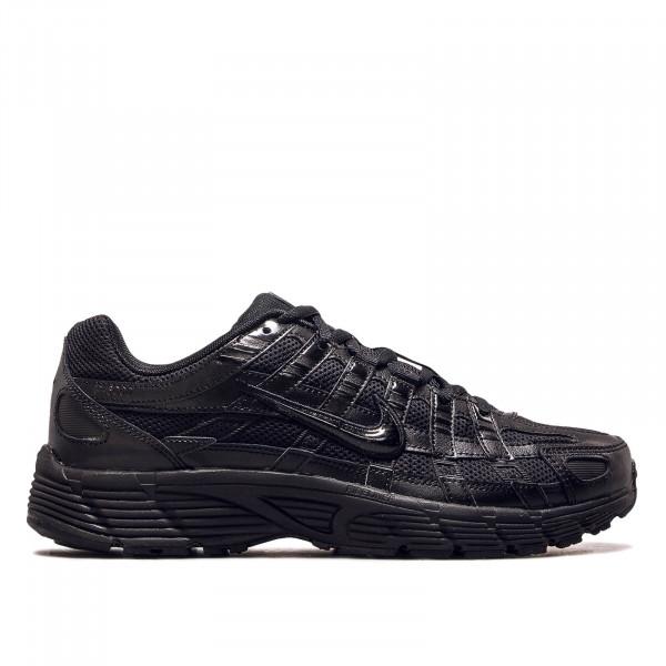 Herren Sneaker P 6000 Black Black