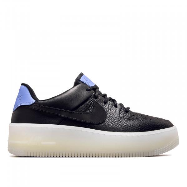 Nike Wmn AF1 Sage Low LX Blk Royal Pulse