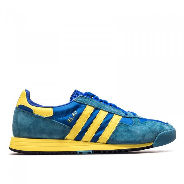 Herren Sneaker SL 80 Blue Yellow