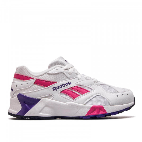 Reebok Aztrek White Pink Purple