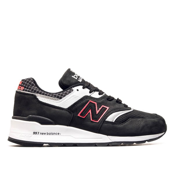 New Balance M997 CR Black White
