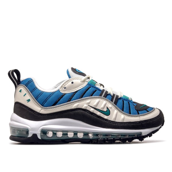 Nike Wmn Air Max 98 White Blue Green
